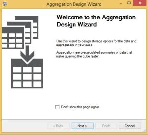 Aggregation Design