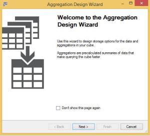 Aggregation Design