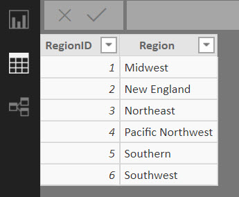 Embedded-Sample-Regions